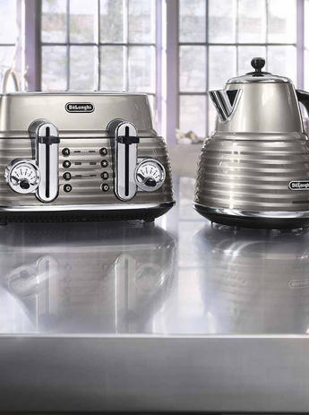 Up to 50% Off Kettles & Toasters