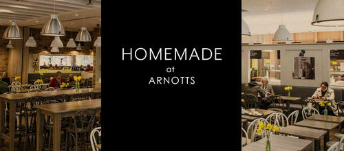 HOMEMADE AT ARNOTTS
