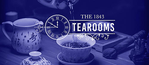 The 1843<br> Tea Rooms