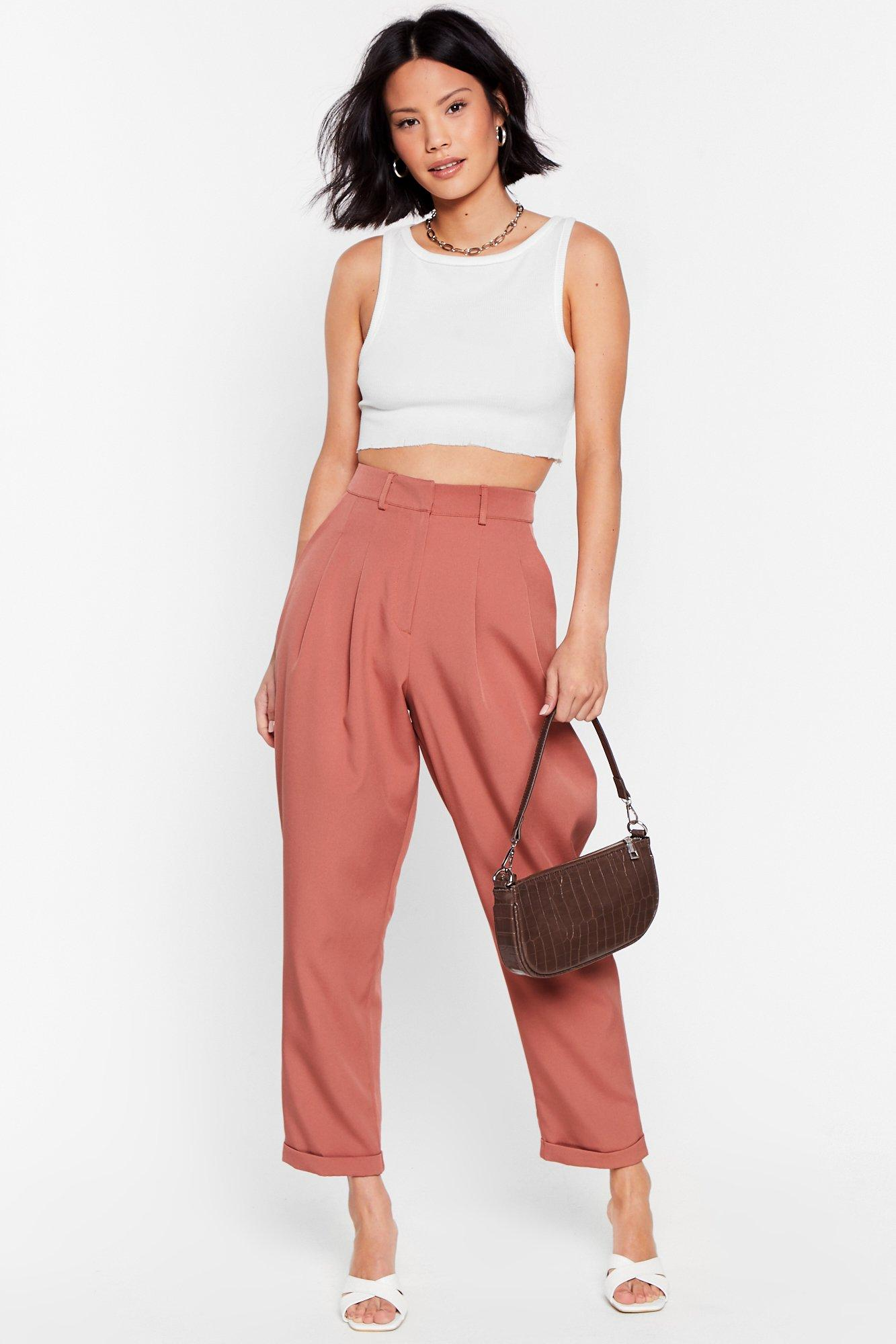 Image of Let's Go Higher Tapered Pants