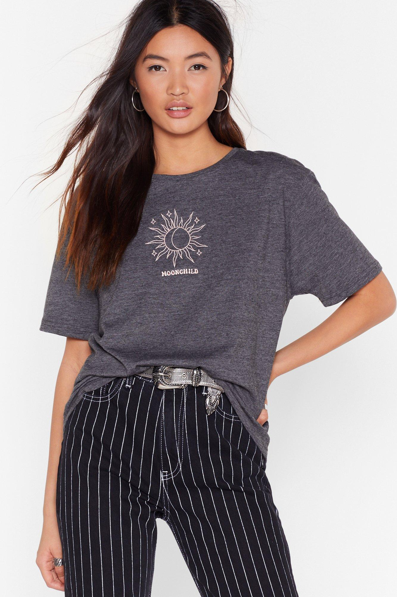 Image of Stay Wild Moon Child Graphic Tee