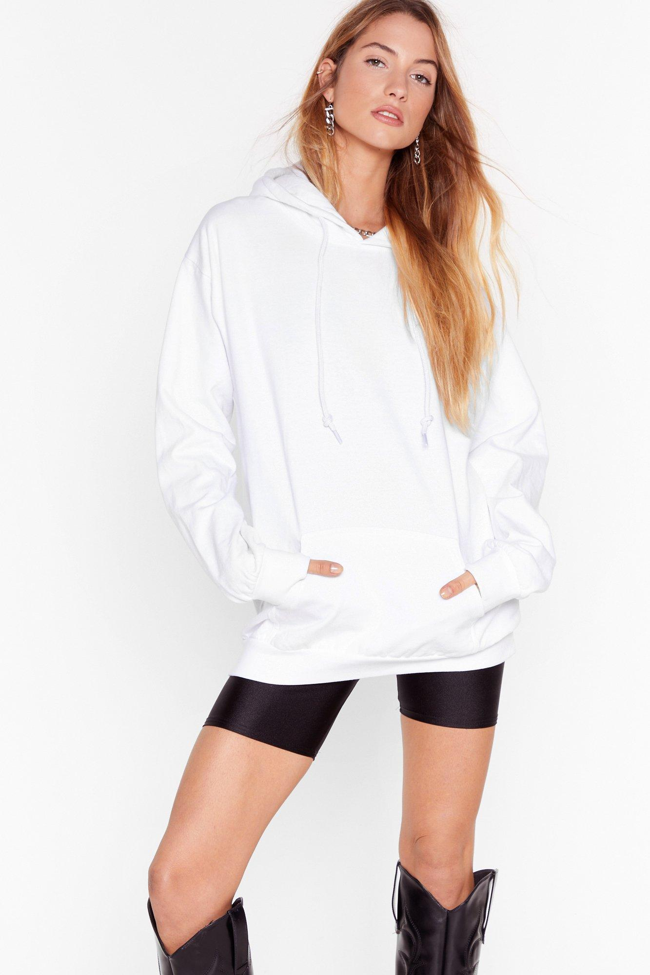 Image of Keep It Chill Oversized Hoodie