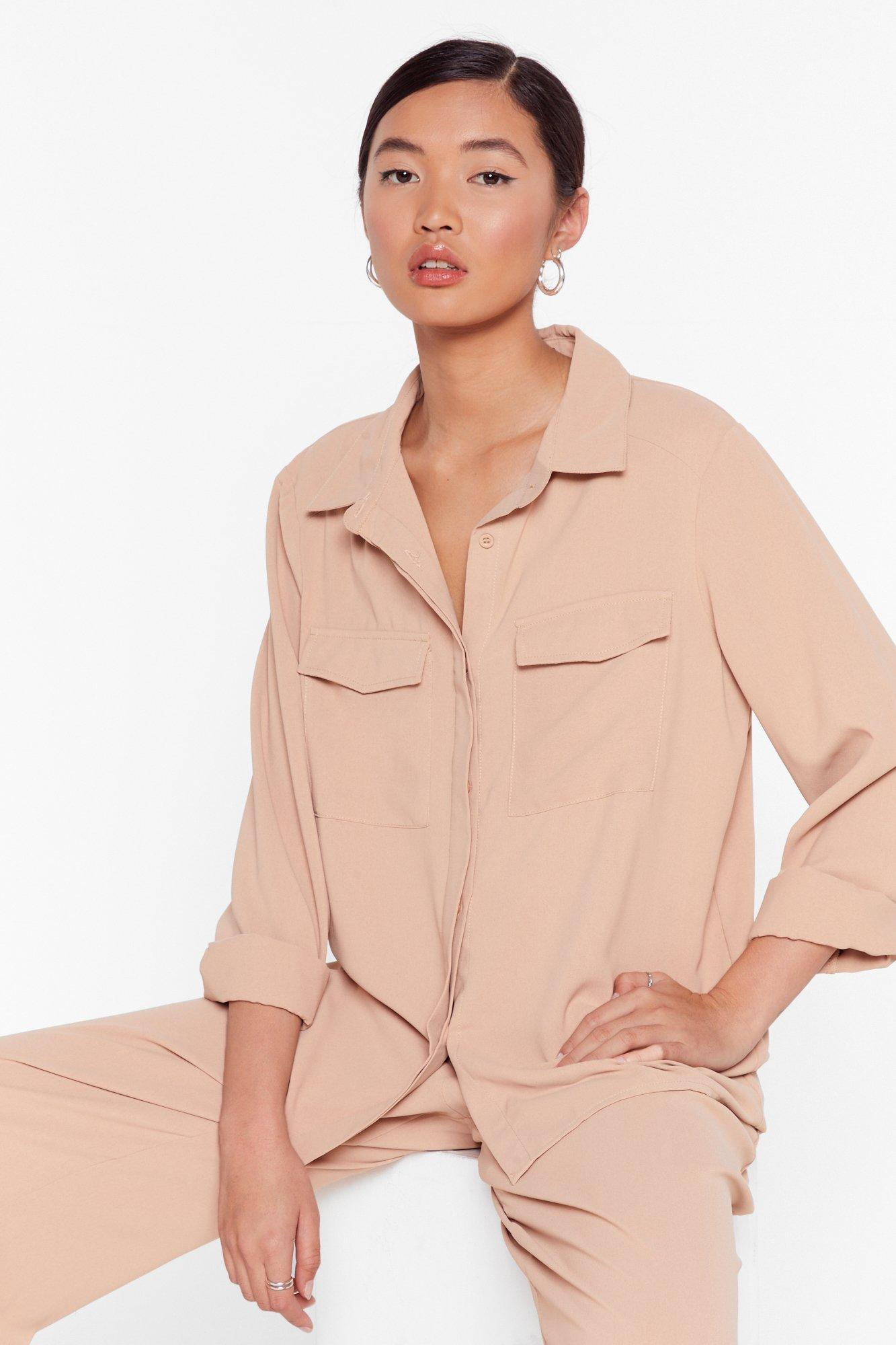 Image of Put Your Back Into It Utility Shirt