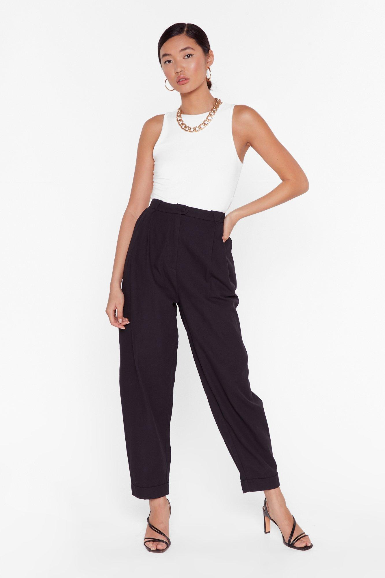 Image of Pant Be Stopped High-Waisted Pants