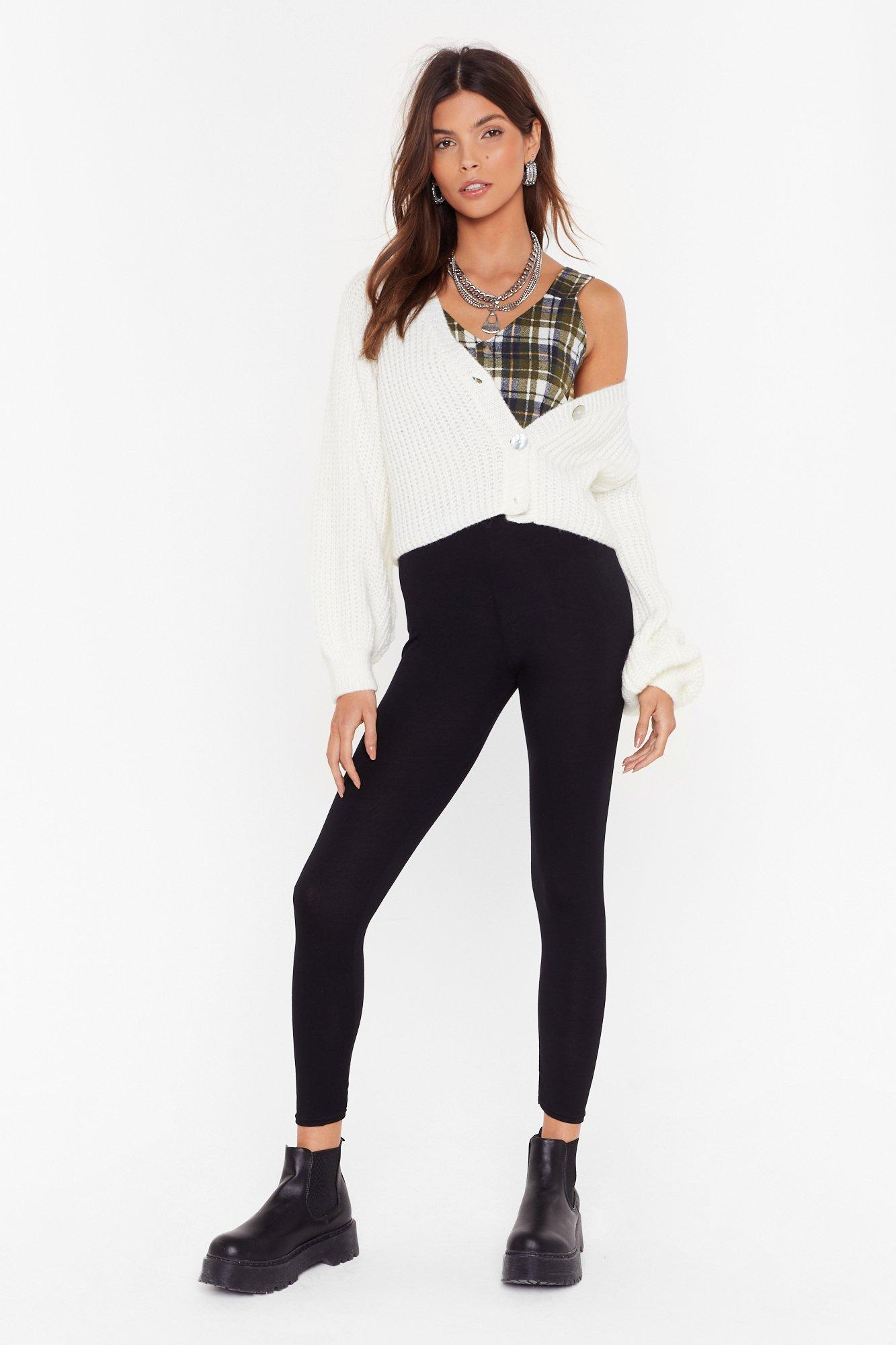 Image of No One Fits Me Better High-Waisted Leggings