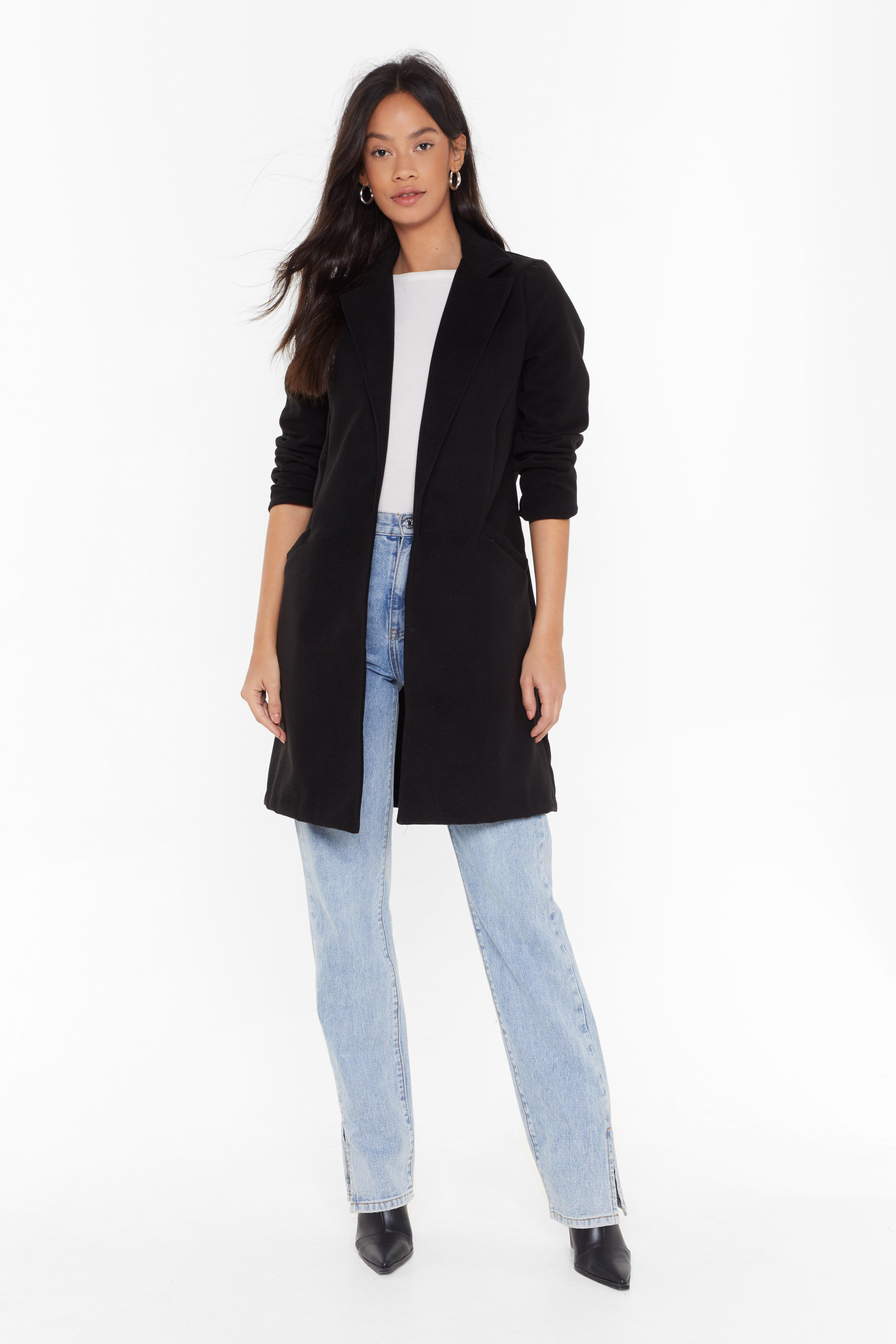 Image of Under Cover Longline Coat