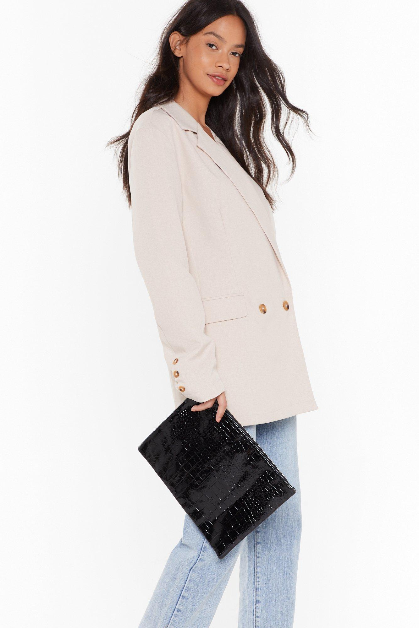 Image of WANT Essentials in Hand Pouch Clutch Bag