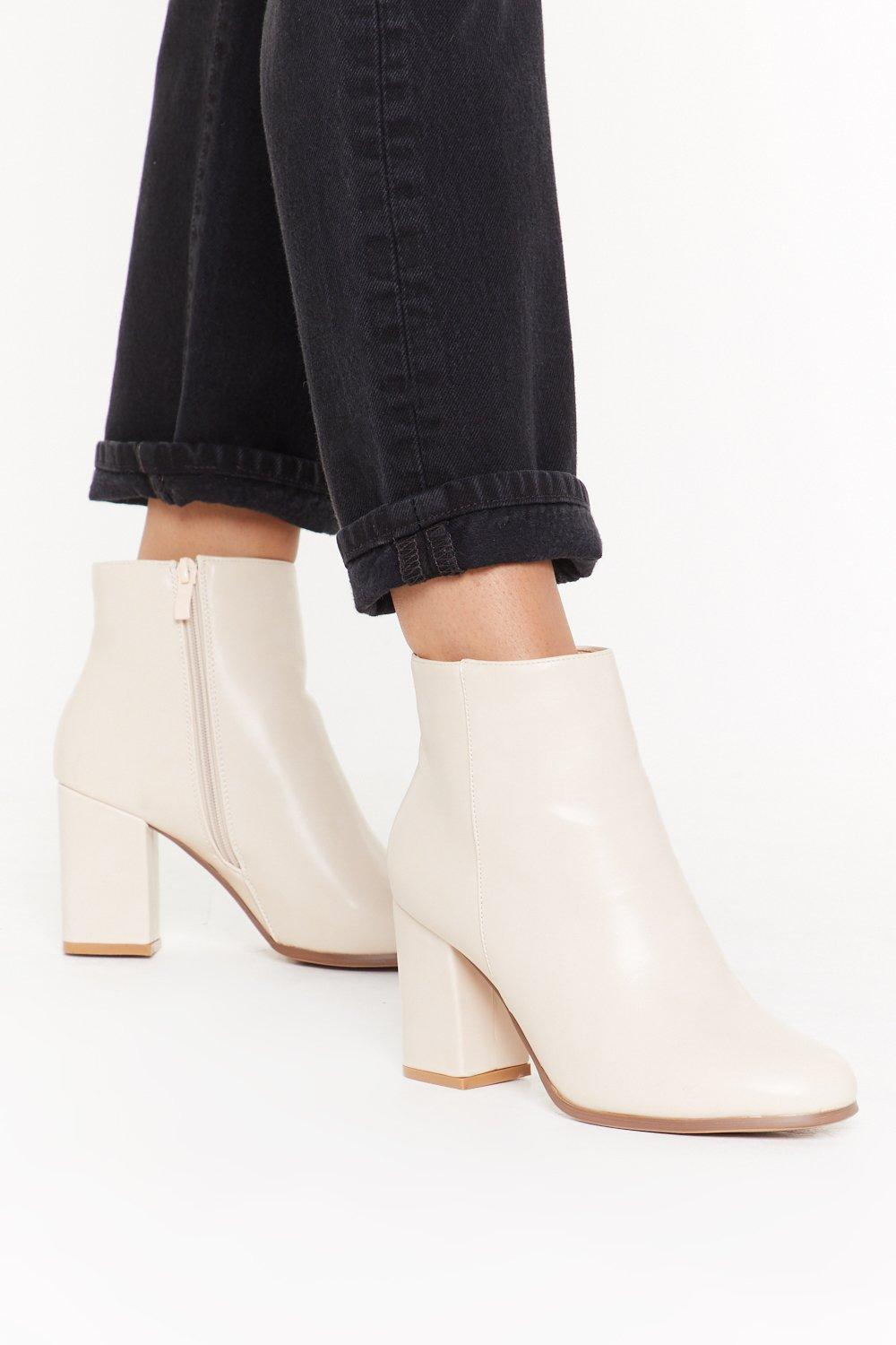 Image of Boot Nothing Heeled Ankle Boots