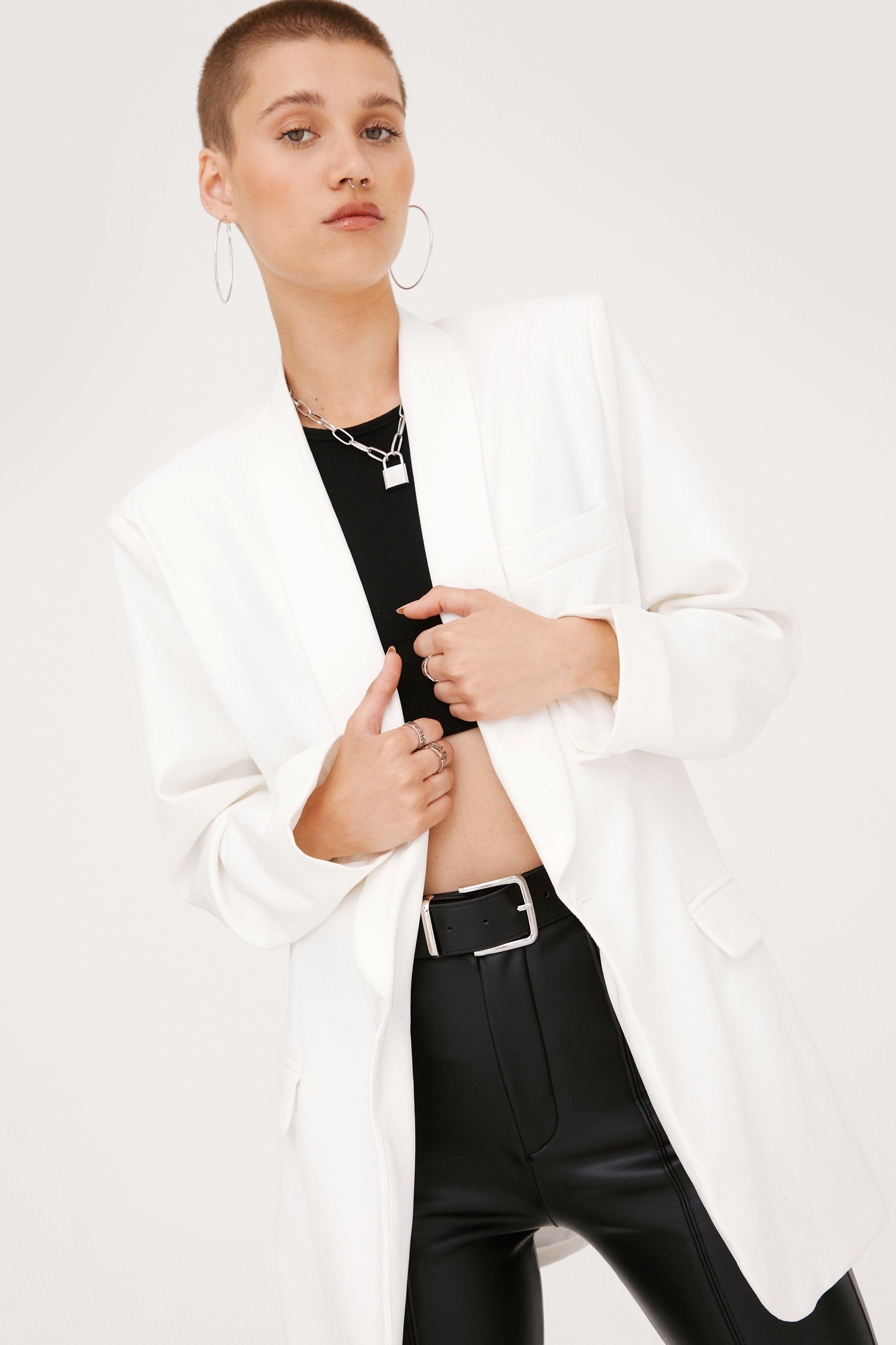 Image of Strong Enough Oversized Blazer
