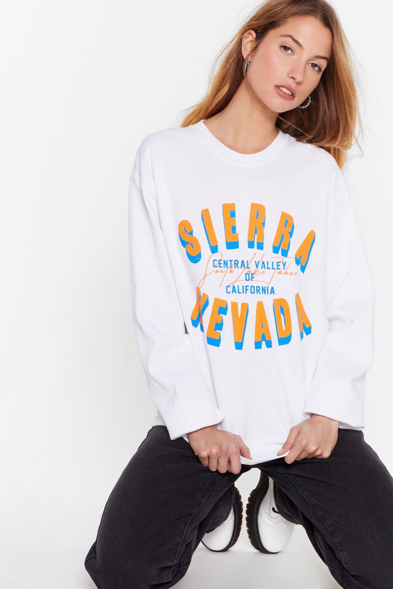 Image of Easy Rider Nevada Graphic Sweatshirt