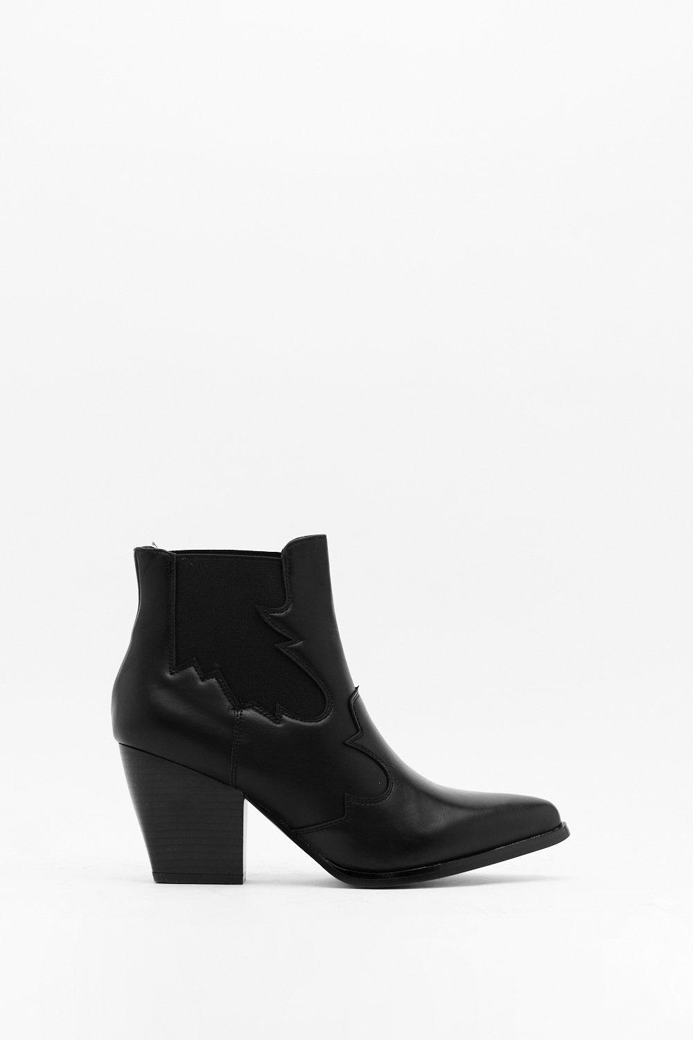 Image of Tipping Gusset Chelsea Boot