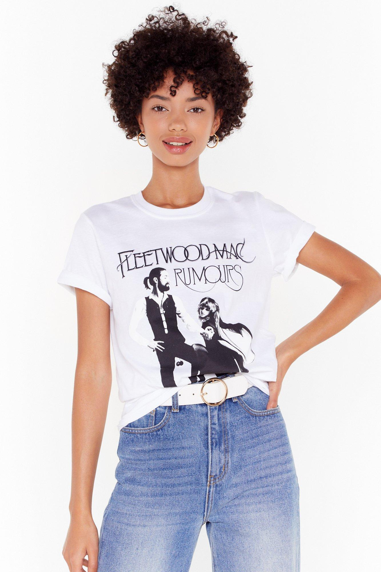 Image of Fleetwood Mac Graphic Band Tee