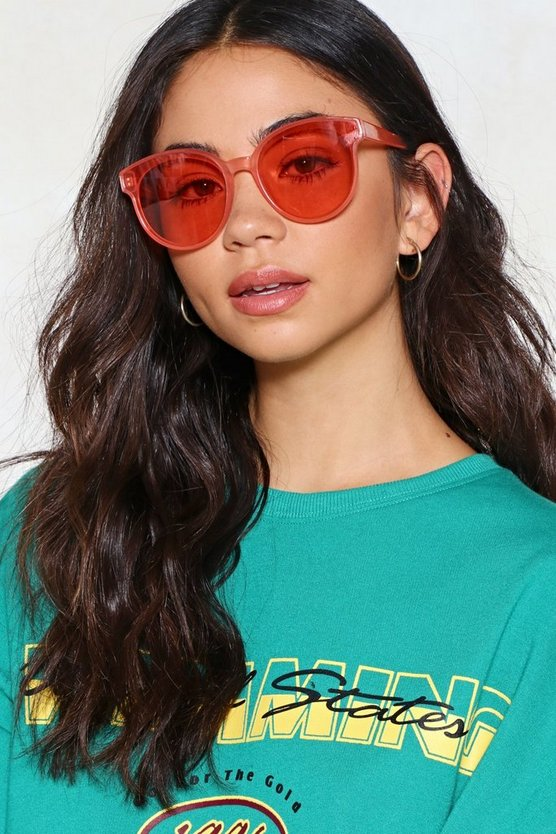 Come Round Shades by Nasty Gal