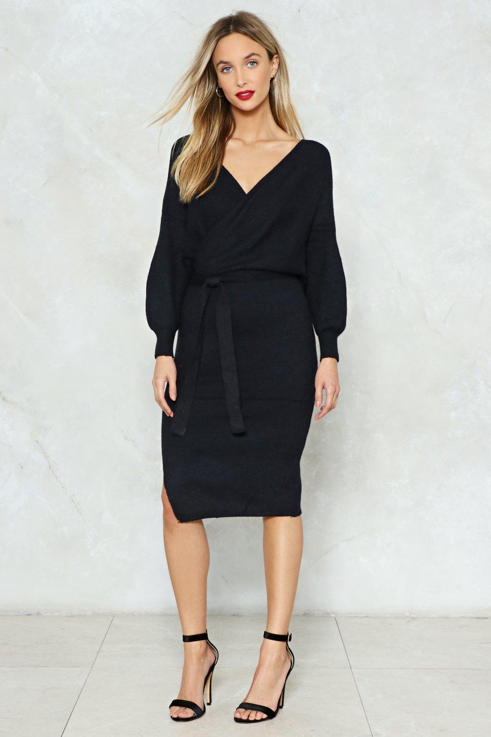 Sweater to go over cocktail dress