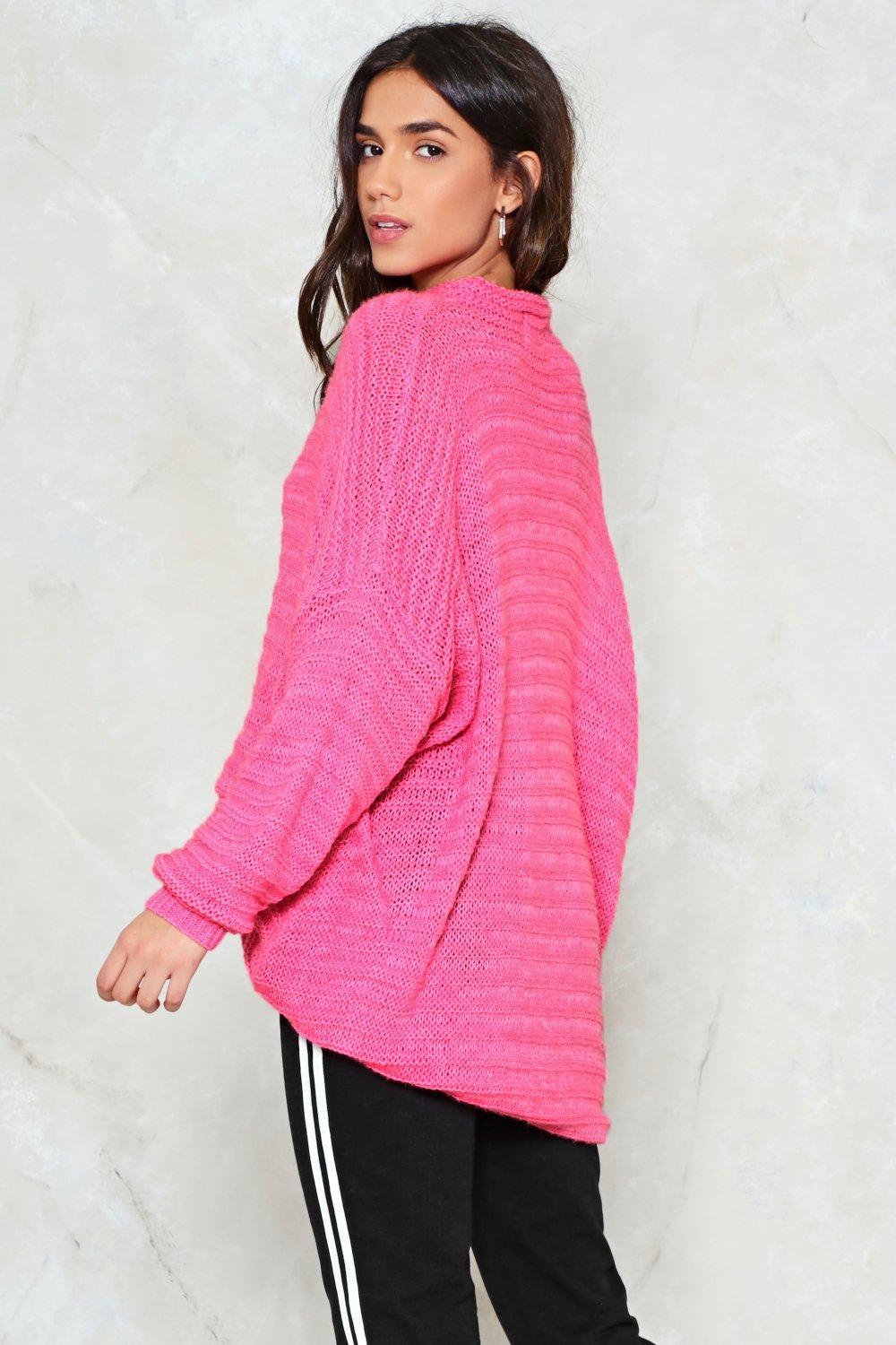 Give Knit a Rest Oversized Sweater | Shop Clothes at Nasty Gal!