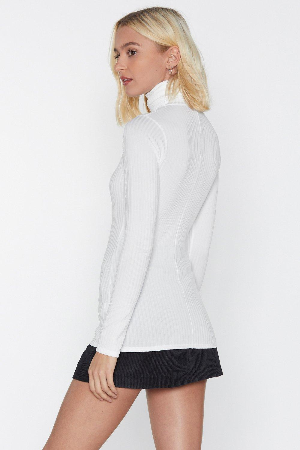 Got No Chill Turtleneck Sweater | Shop Clothes at Nasty Gal!