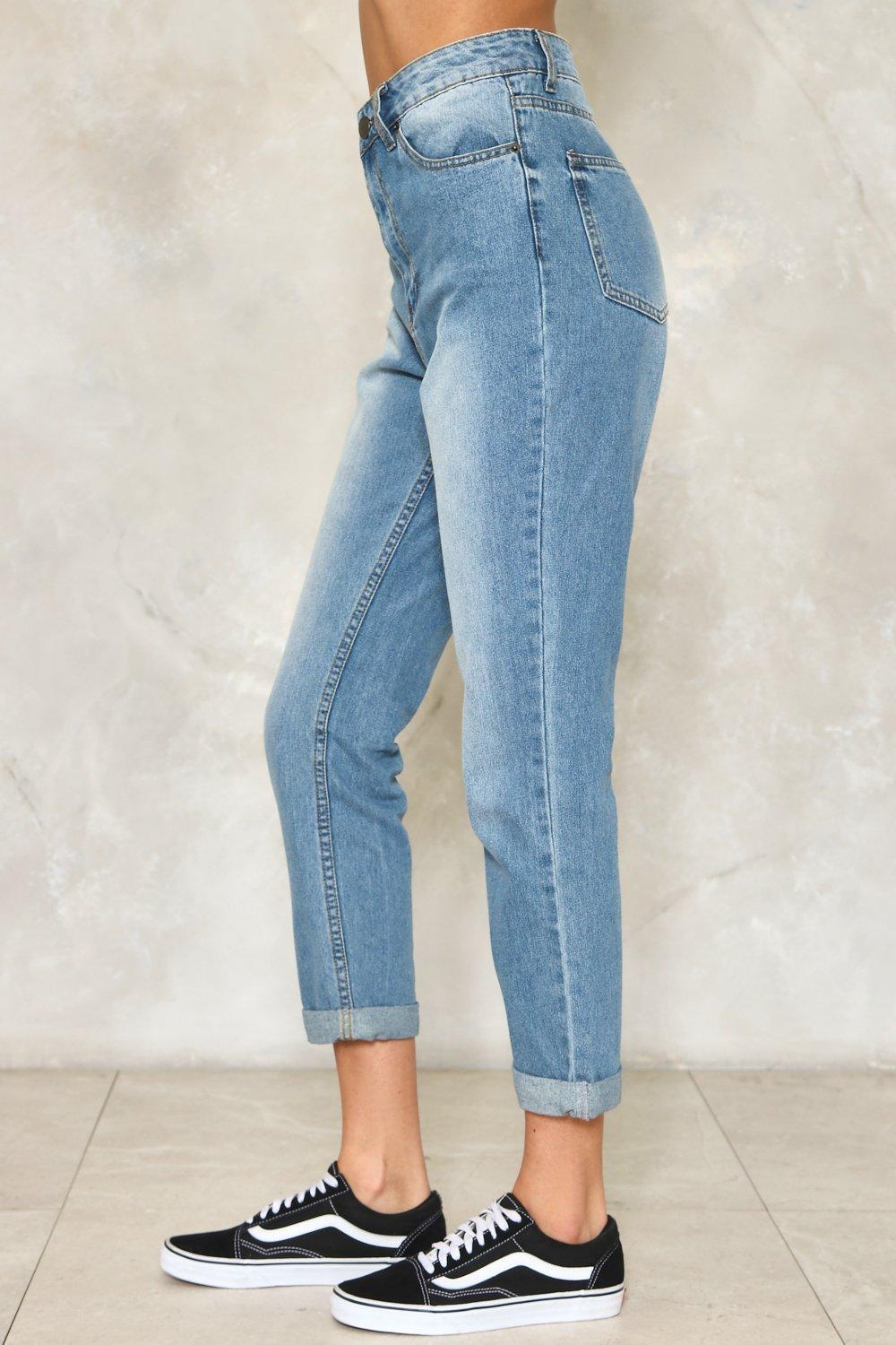 In the Fade High-Waisted Jeans | Shop Clothes at Nasty Gal!
