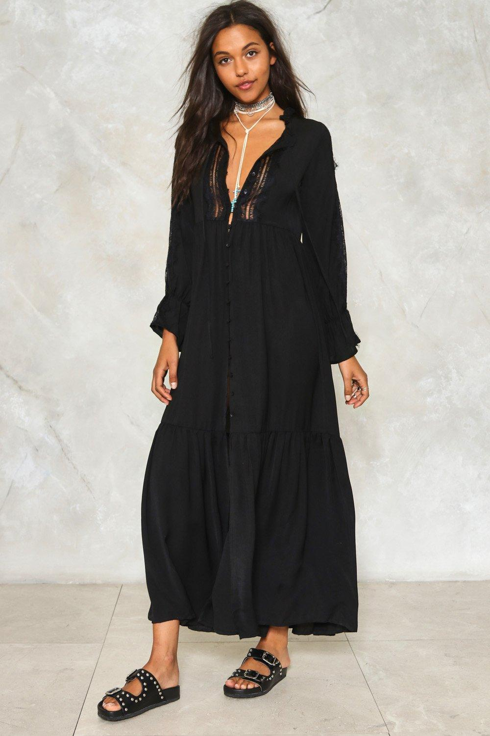 So Long Maxi Dress | Shop Clothes at Nasty Gal!