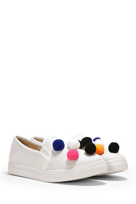 You're the Pom Sneaker