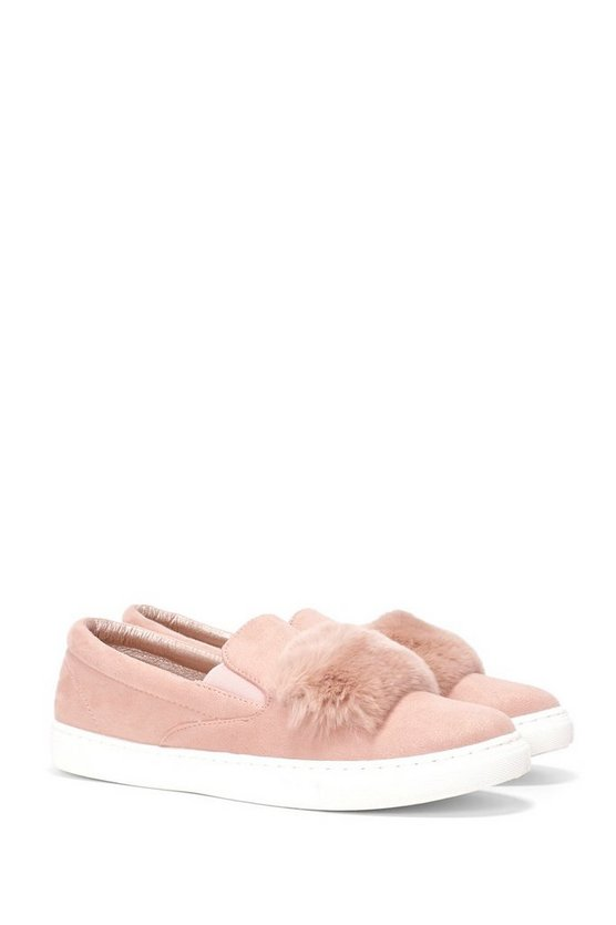 All Fur You Slip-On Sneaker