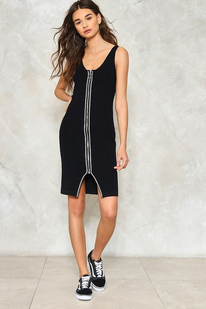 Ring Me Up Bodycon Dress
