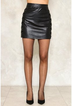 Small Scale Fishnet Tights