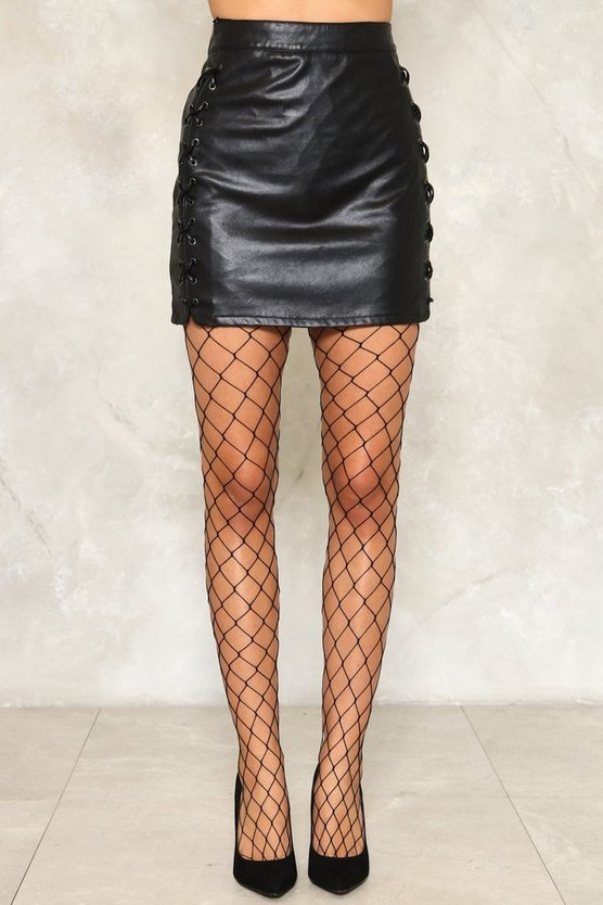 Girls Just Want to Have Fishnet Tights