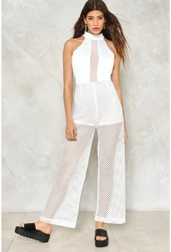 Stretch Your Legs Jumpsuit