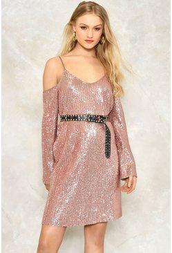 Spotlight Sequin Dress