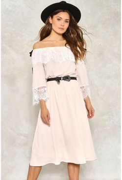 The Darcy Lace Dress