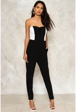 Corset the Standard Jumpsuit