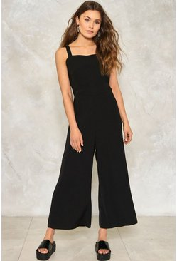Nicole Tailored Jumpsuit