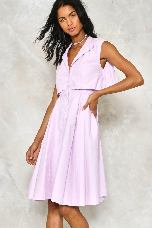 All Over It Midi Dress