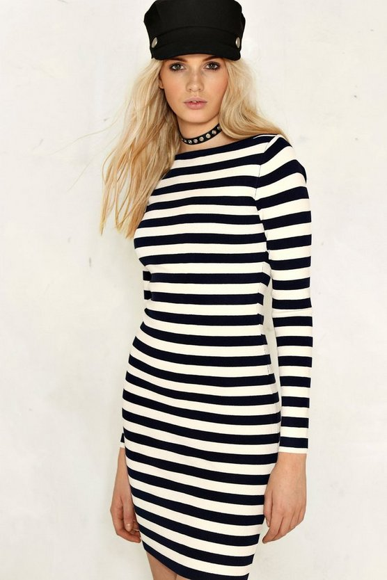 Vera Striped Dress