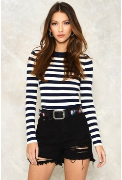 Tina Striped Sweater