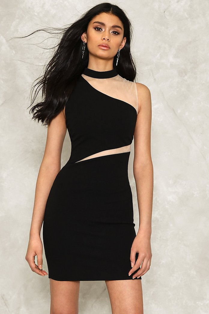 Top Down Bodycon Dress