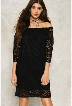 Harini Off-the-Shoulder Dress