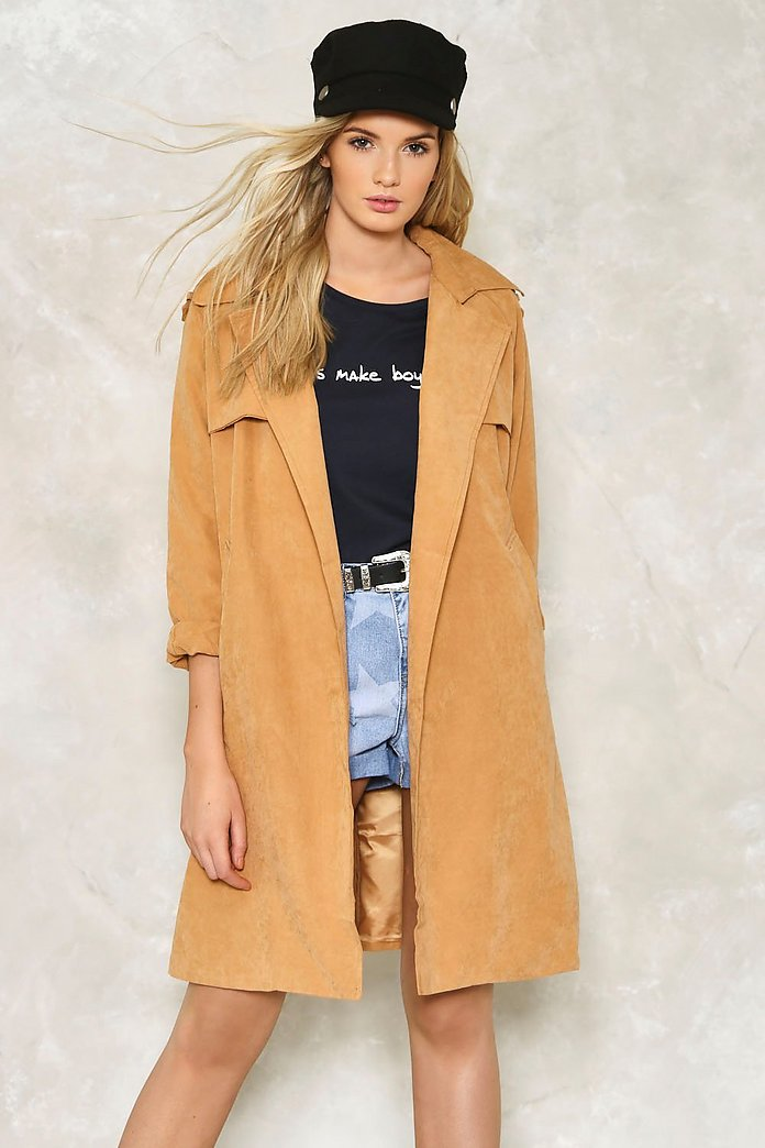 Remy Trench Coat