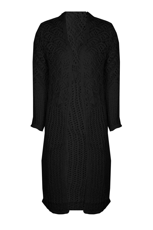 Alice Crochet Maxi Cardigan | Shop Clothes at Nasty Gal!