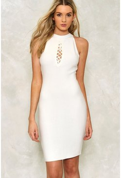 Devan Knit Bodycon Dress