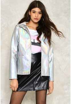 Unicorn Tears Hooded Jacket