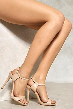 Ankle Detail 2 Part Heels