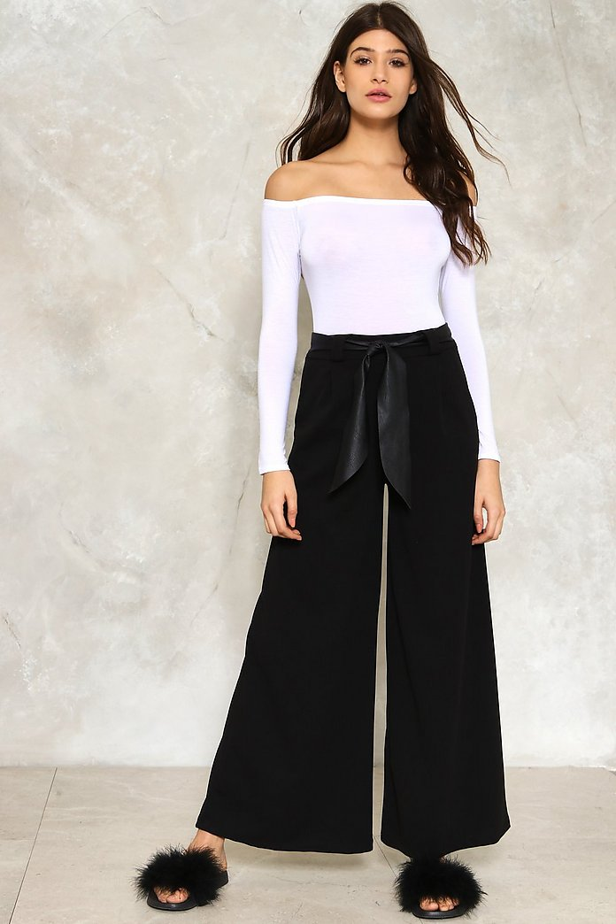 Sky's the Limit High-Waisted Pants