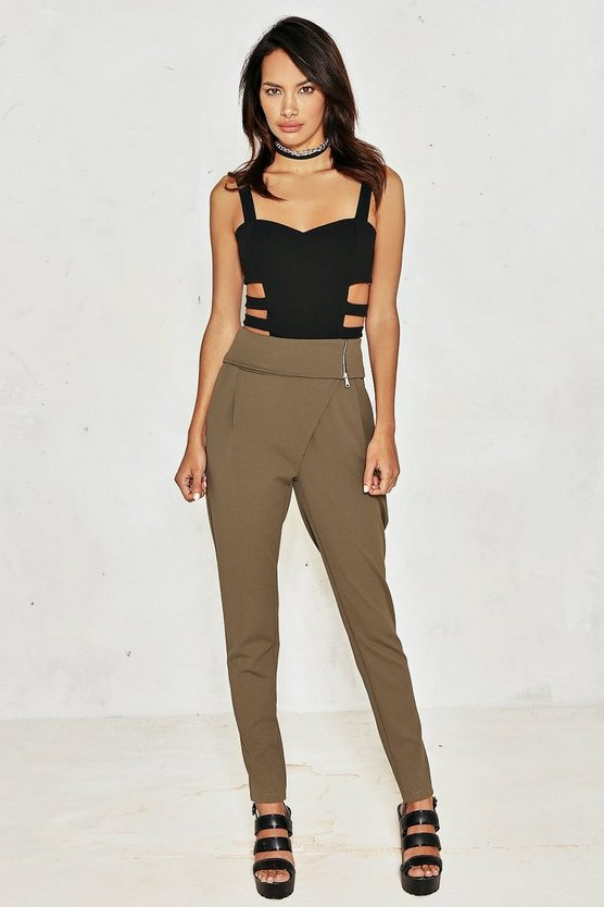 Reggie High-Waisted Pants