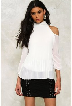 Alice Cold Shoulder Top