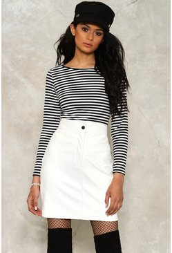The Jamie Striped Tee