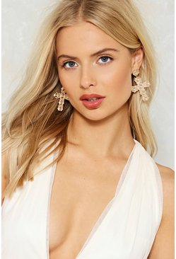 Elena Cross Earrings