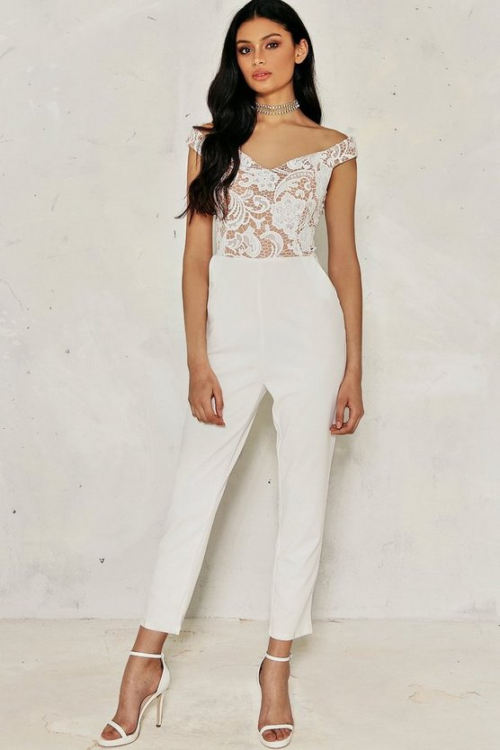 Molly Lace Jumpsuit