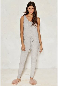 Brooklyn Ribbed Jumpsuit