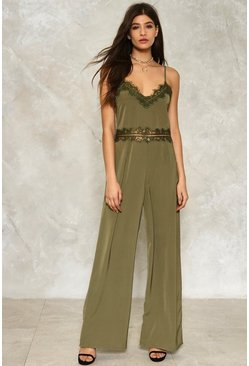 Flying Free Wide Leg Jumpsuit
